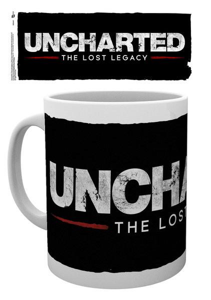 Uncharted: The Lost Legacy - Logo Mug