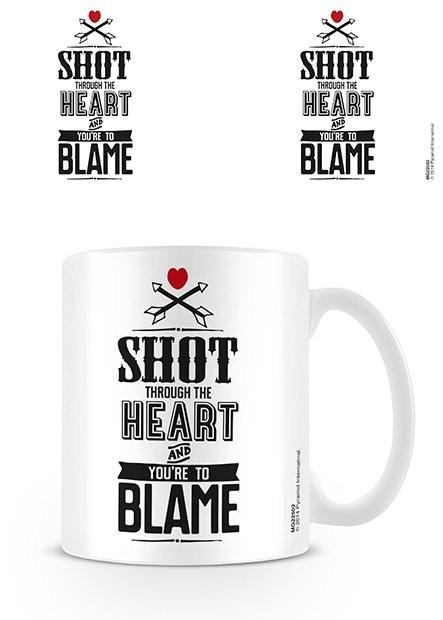 Cup Valentine's Day - Shot