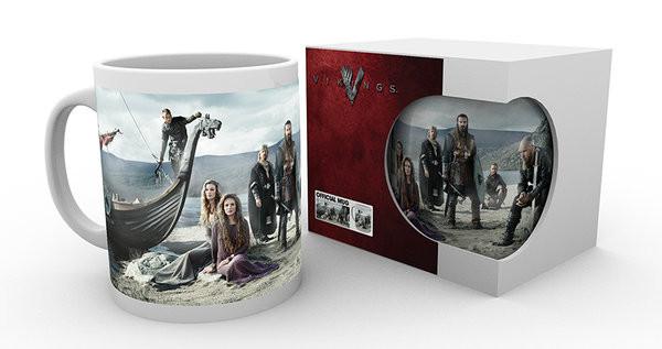 Vikings - Beach Mug