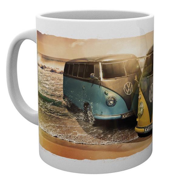 VW Camper - Camper Beach Mug