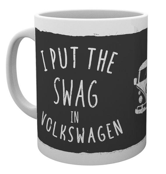 VW Camper - Camper Swag Mug