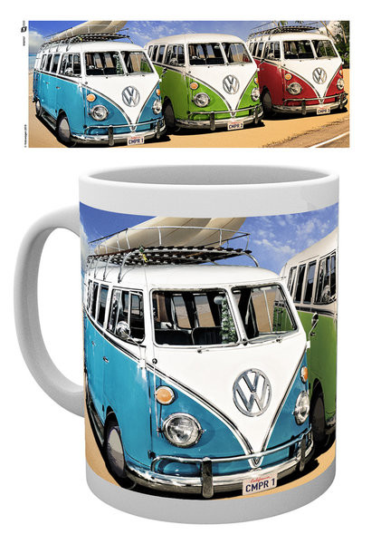 VW Camper - Campers Beach Mug