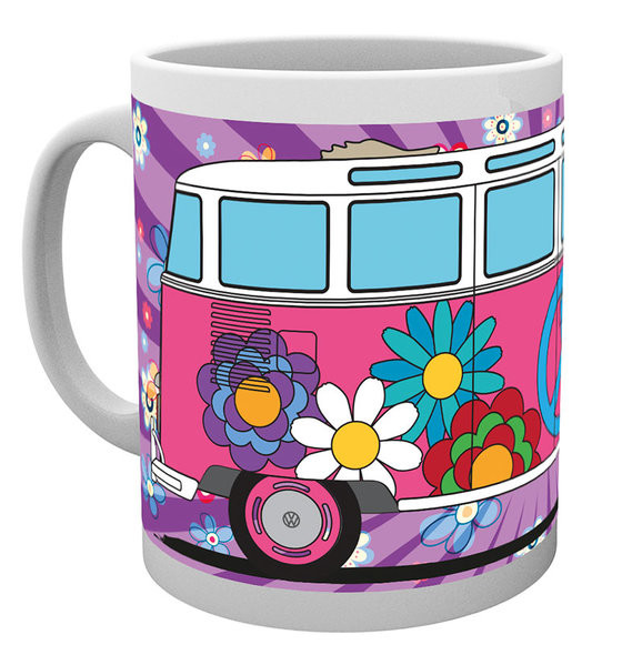 VW Camper - Hippy Mug