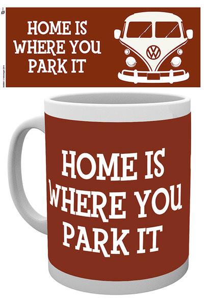 VW Camper - Home Mug