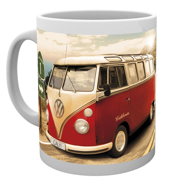 VW Camper - Route One Mug