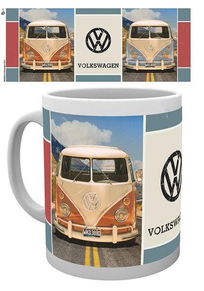 VW Volkswagen Beetle - Grid Mug