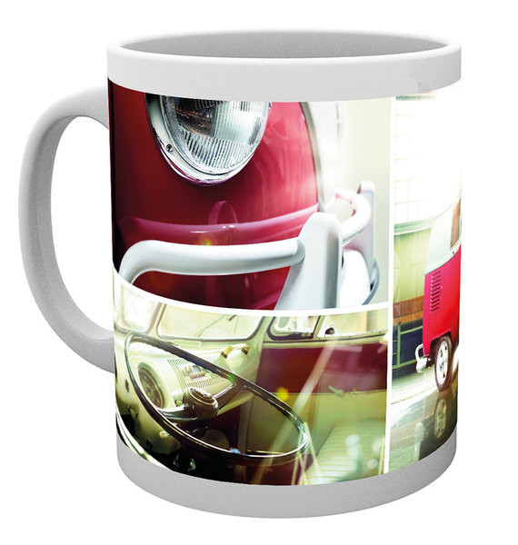 VW Volkswagen Camper - Warehouse Mug