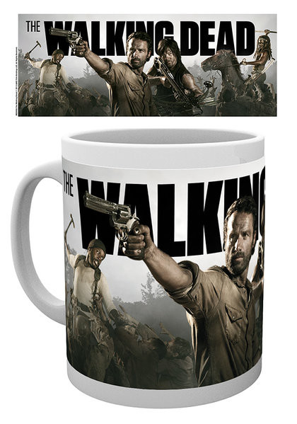Walking Dead - Banner Mug