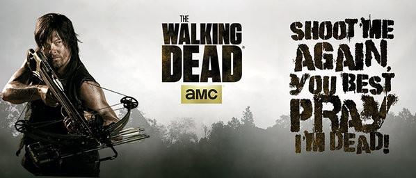 Walking Dead - Daryl Mug