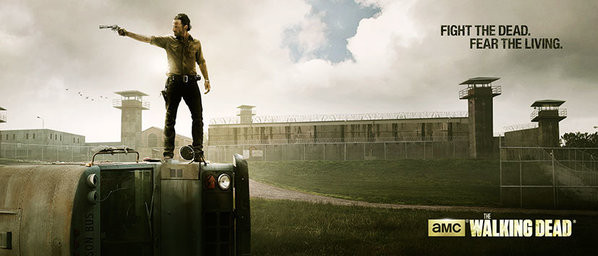 Walking Dead - Prison Mug