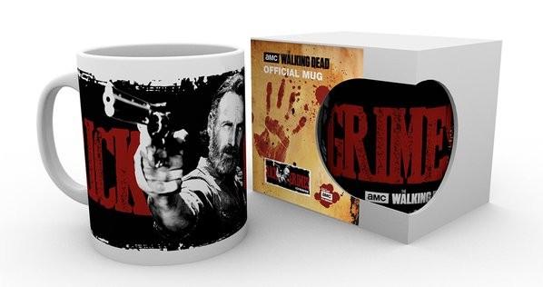 Walking Dead - Rick Graphic Mug