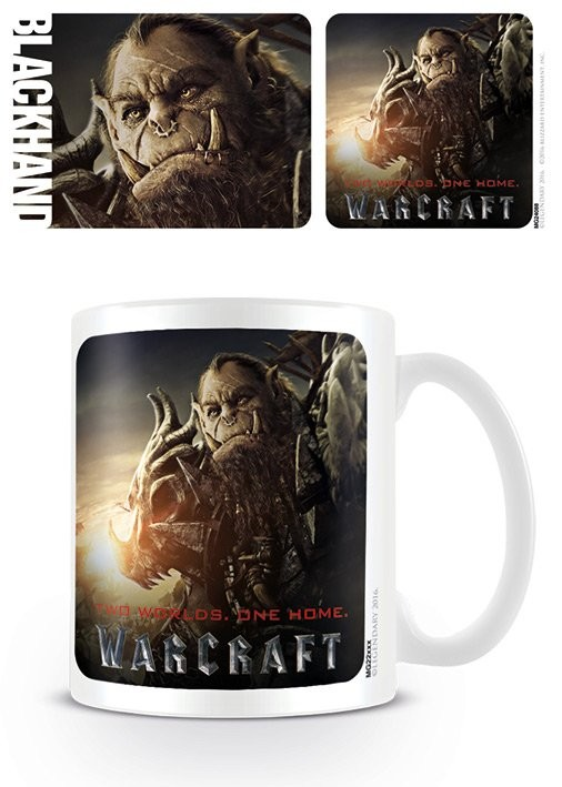 Warcraft - Blackhand Mug
