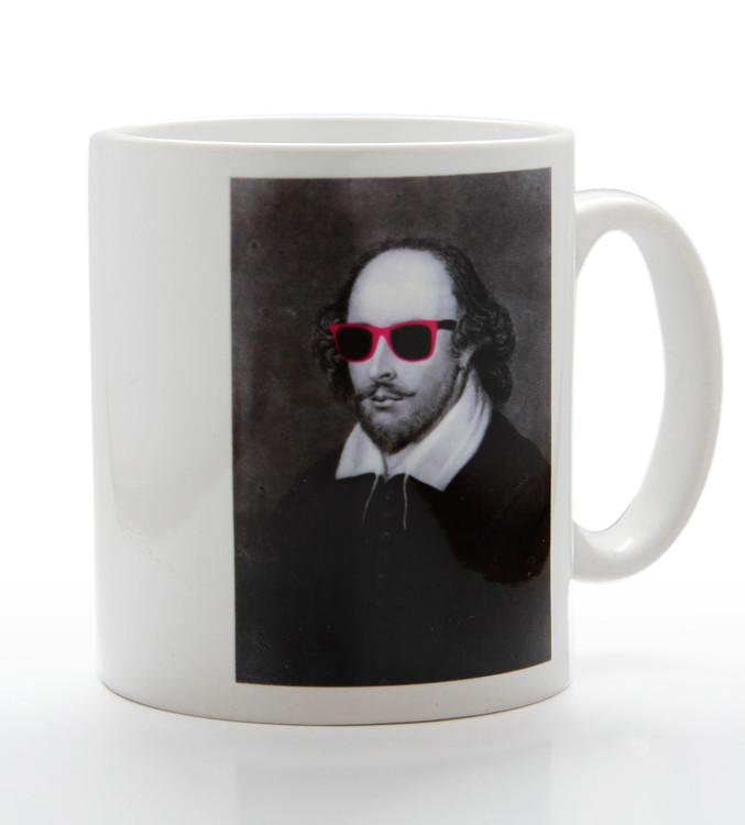 William Shakespeare - Big Willy Style Mug