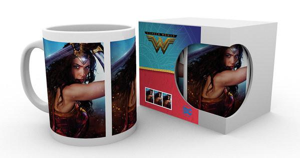 Cup Wonder Woman - Defend
