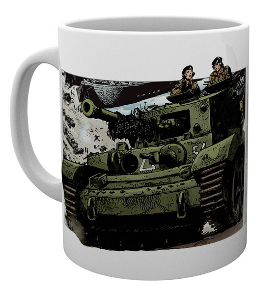 Cup World Of Tanks - Comics