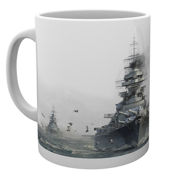 World Of Warships - Bismark Mug