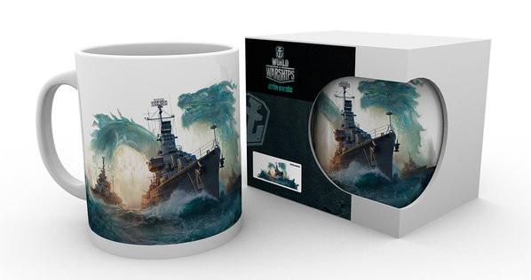 World Of Warships - Dragons Mug