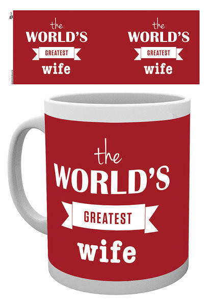 Worlds Greatest Wife Mug