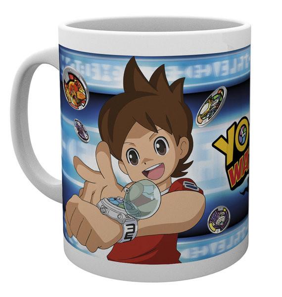Yo-Kai Watch - Nathan Mug