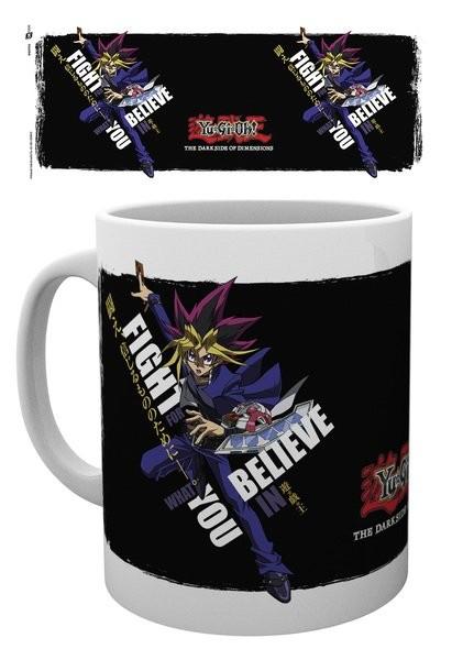 Yu Gi Oh! DSOD - Believe Mug