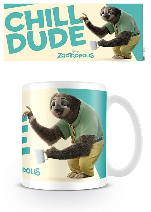 Zootropolis - Chill Dude Mug