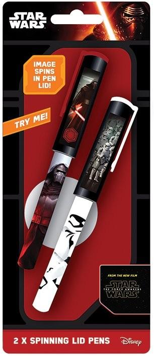 Tähtien sota: Episodi VII - The Force Awakens - Spinning Pen Set Muistiinpanovälineet
