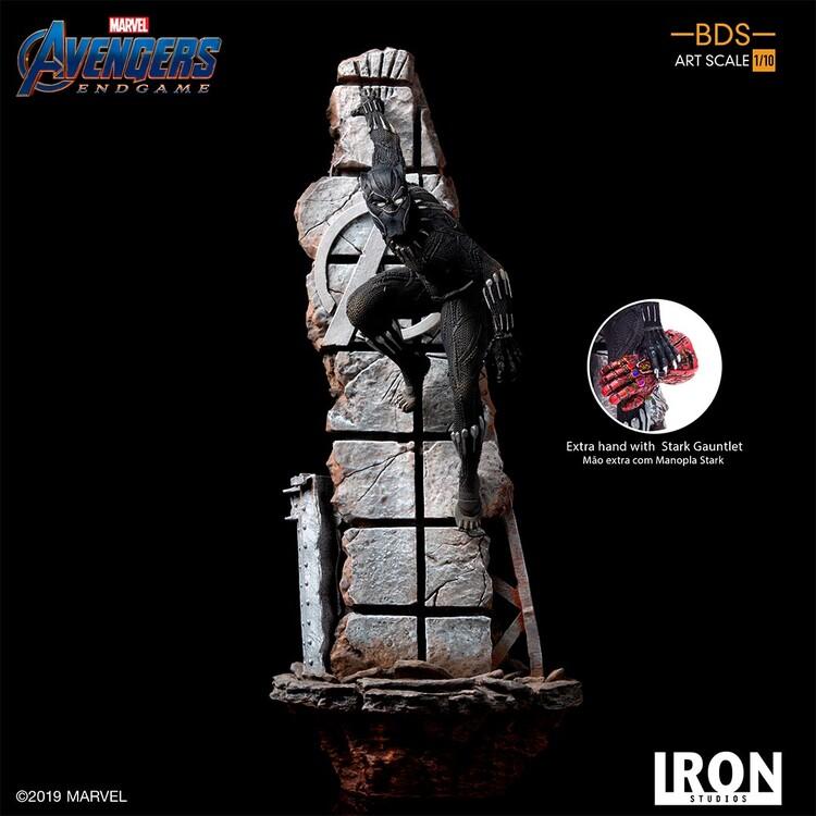 Hahmot Avengers: Endgame - Black Panther