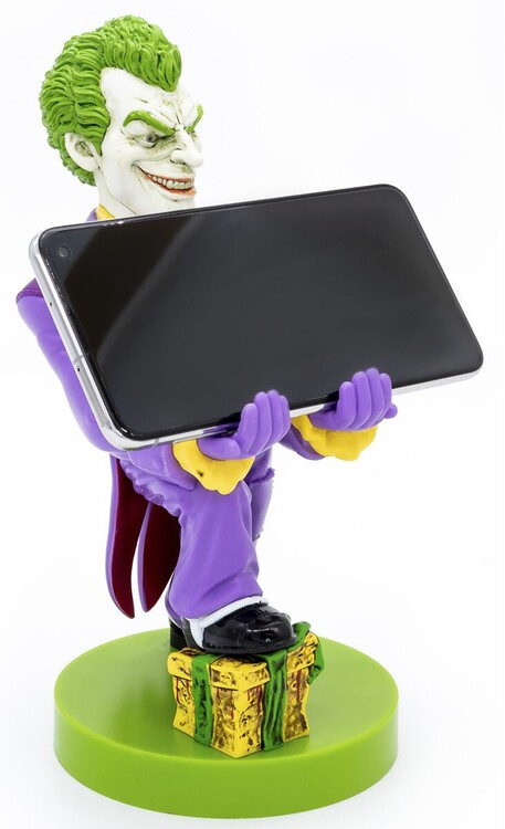 Hahmot DC - Joker (Cable Guy)