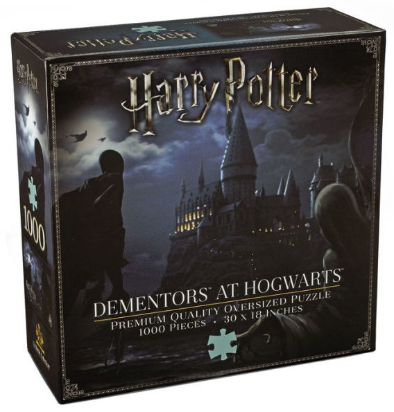 Harry Potter - Dementors at Hogwarts