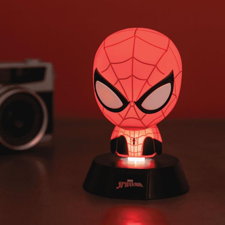 Säihkyvät hahmot Marvel - Spiderman