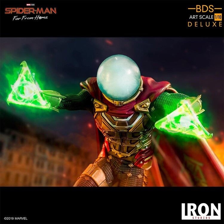 Hahmot Spiderman: Far From Home - Mysterio