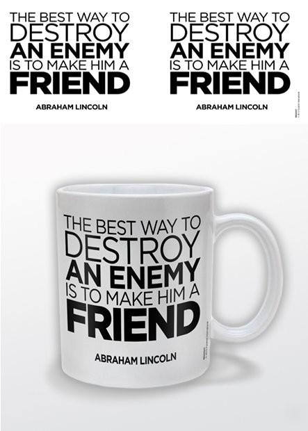 Abraham Lincoln – A Friend Muki