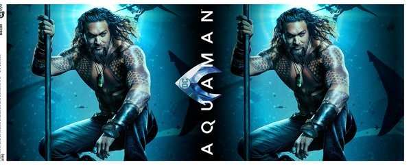 Aquaman - One Sheet Muki
