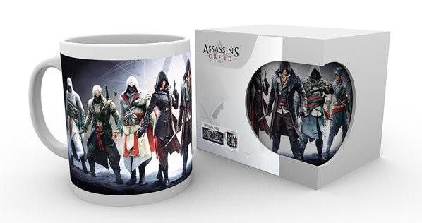 Muki Assassin's Creed - Assassins