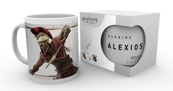 Assassins Creed Odyssey - Alexios Action Muki