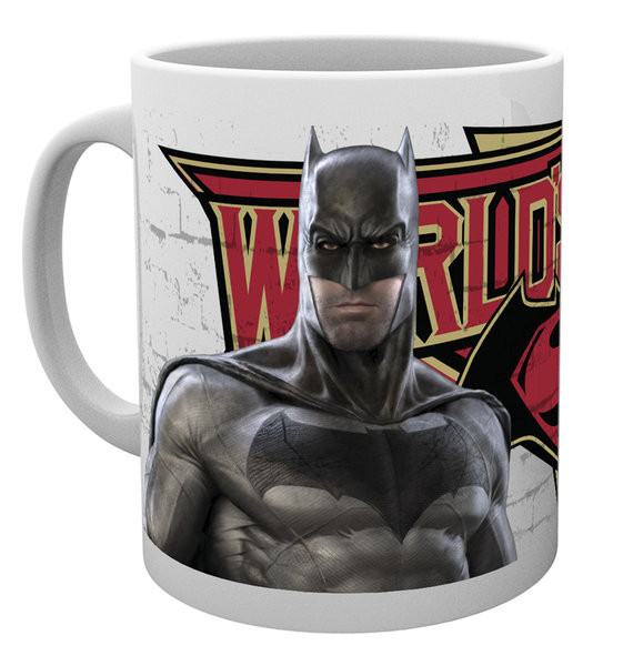 Batman v Superman: Dawn of Justice - Worlds Finest Muki