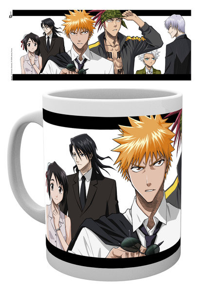 Bleach - Collage Muki