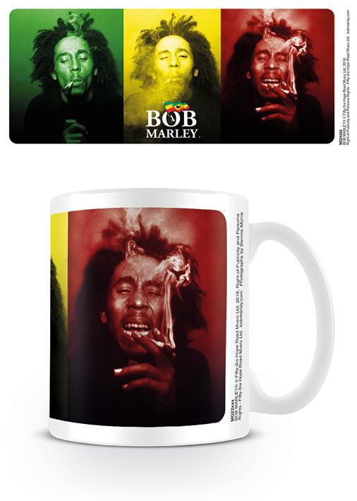 Bob Marley - Tricolour Smoke Muki