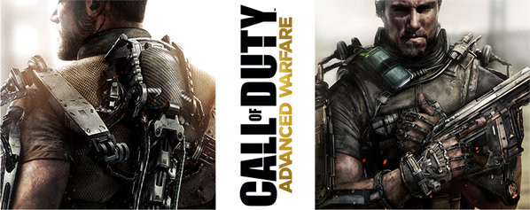 Call of Duty Advanced Warfare - Front and b Muki