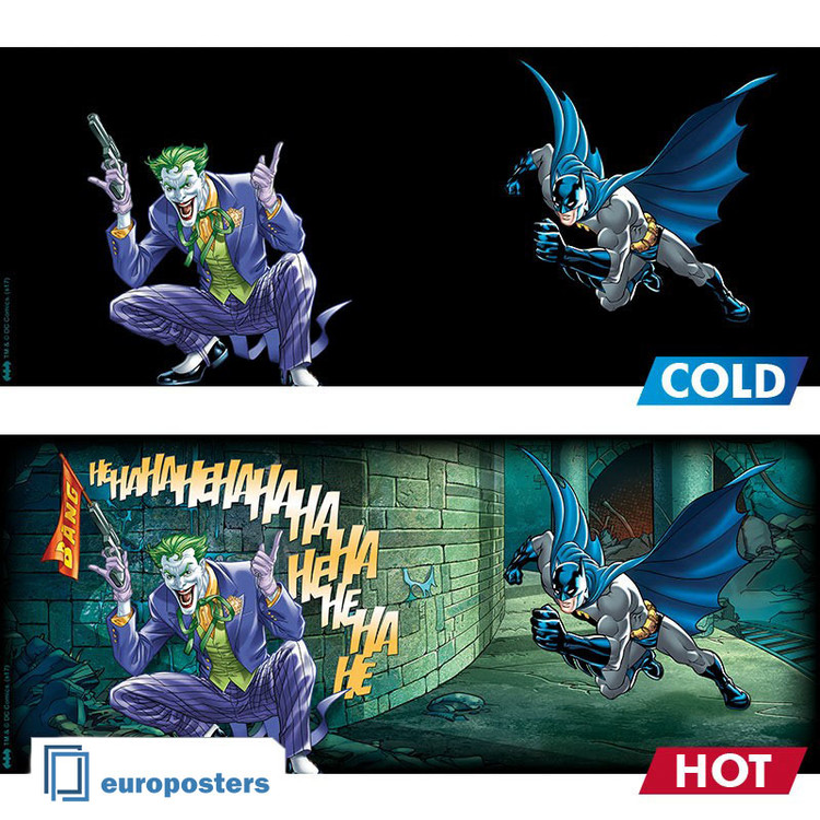 DC Comics - Batman & Joker Muki