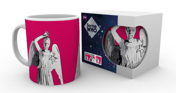 Doctor Who - Angel Pop Muki