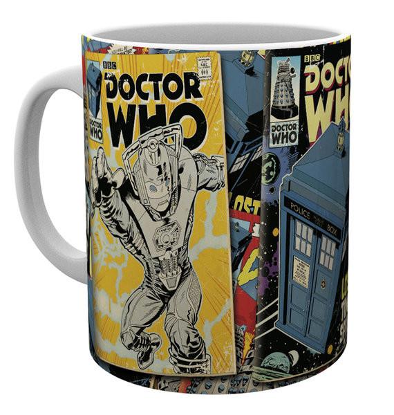 Doctor Who - Comics Muki