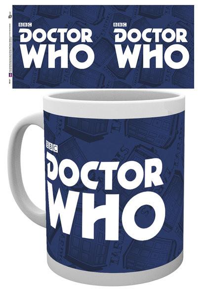 Muki Doctor Who - Logo