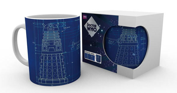Doctor Who - Tardis Sign Muki