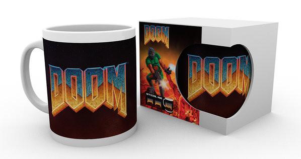 Doom - Classic Logo Muki