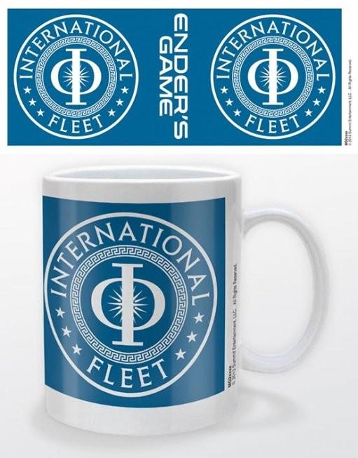 Muki Ender's game - international fleet