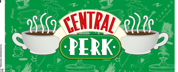 Frendit TV - Central Perk Muki