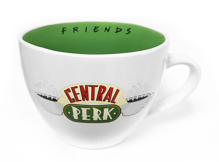 Friends - TV Central Perk Muki