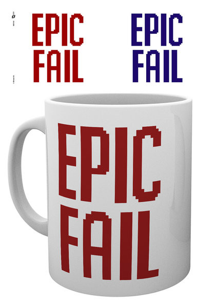 Gaming - Epic Fail Muki