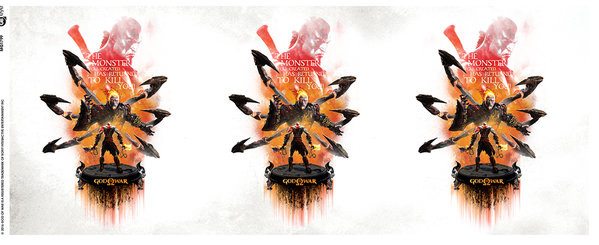 God of War - Ares Muki